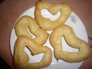 pastry recipes: hearts