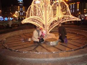 New Year, Kiev