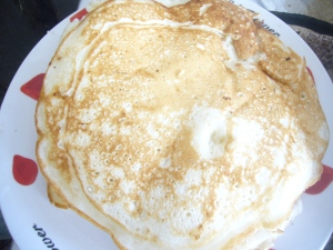 huge pancake recipe
