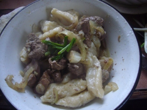 Ukrainian dumplings recipe
