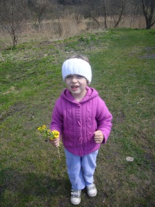 spring in Ukraine  photos