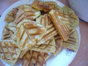 easy potato waffle recipe