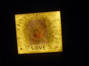 Handmade decoupage lamp how to