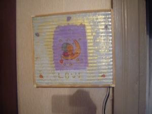 Handmade decoupage lamp how to