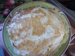 Nalisniki pan cake recipe