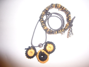 recycled craft handmade jewelry