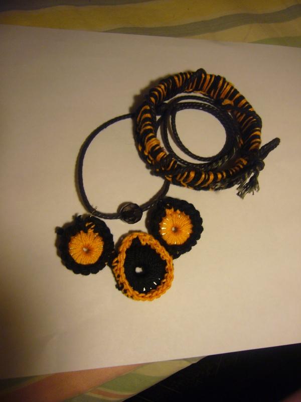 recycled craft handmade jewelry
