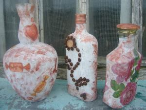 decoupage idea