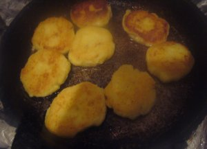 Easy potato recipe