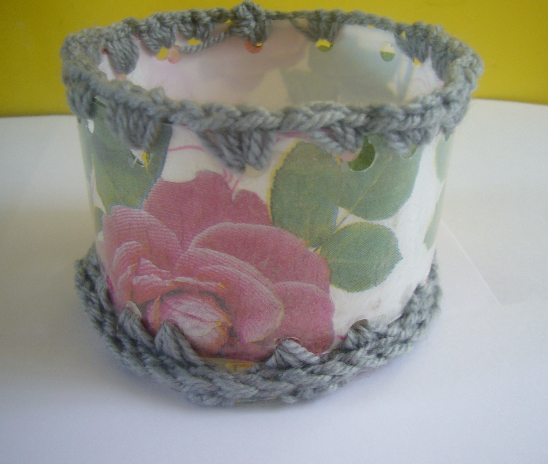 DIY Crafts, Decoupage Ideas, Recycled Crafts